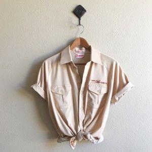 vintage USC shirt